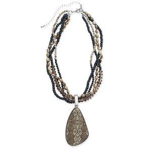 Rich & Famous necklace